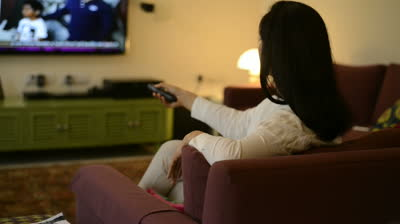 watching tv3